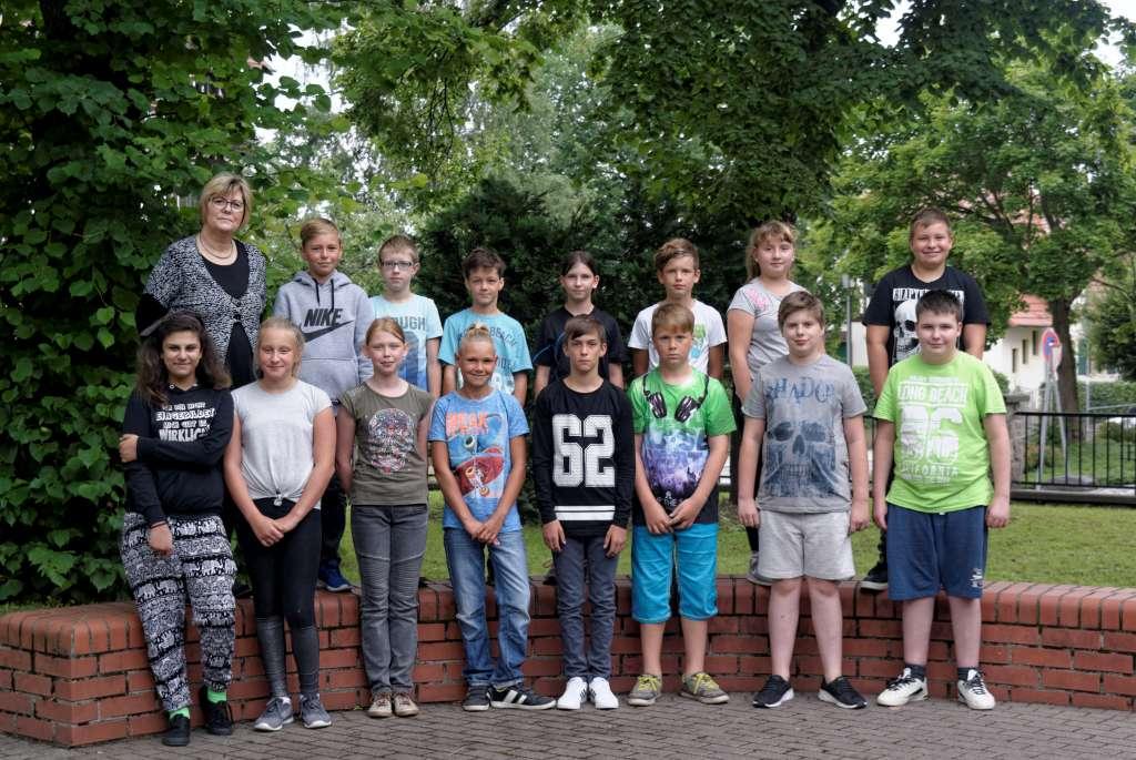 Klassenfotos – Erste Stadtschule Bad Salzungen